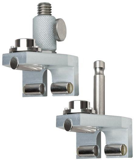 Equerre magnetique pour rail adaptateur leica ou 5/8, equerre magnetique-lepont.fr