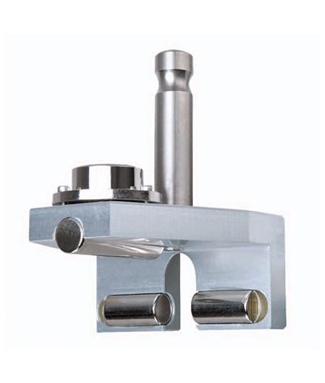 Equerre magnetique pour rail adaptateur Leica, equerre magnetique-lepont.fr