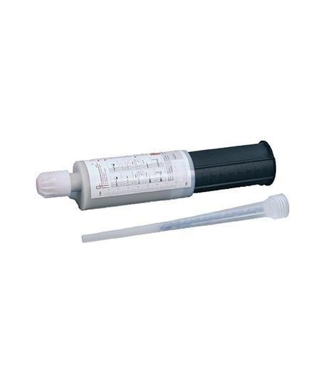 Cartouche résine, durcisseur, Vente cartouche resine pour repere nivellement, Topographie-lepont.fr