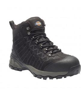 Chaussures de sécurité nubuck imperméables montantes, chaussures pour homme, Accessoires terrain