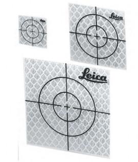 Vente de cibles reflechissantes Leica, Topographie-lepont.fr