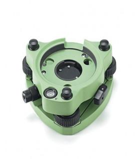 Embase haute précision, GDF321, GDF322, Embase Leica, Porteur prisme, Topographie-lepont.fr