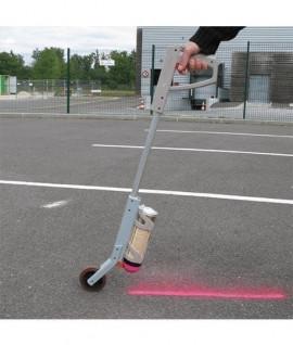 Canne traçage pour fluo tp Soppec, Vente de canne traceur chantier, Marquage peinture-lepont.fr