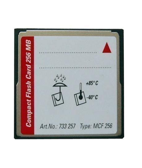 Carte MC100 Compact Flash 1Go, Leica, Topographie-lepont.fr