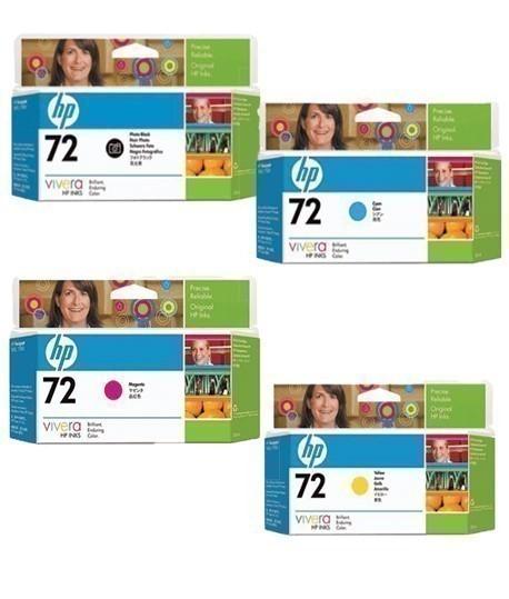 Cartouches pour traceurs HP – Modèles HP610/T770/T790/T1X00, accessoires imprimantes, www.lepont.fr