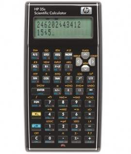 Calculatrice scientifique HP35S