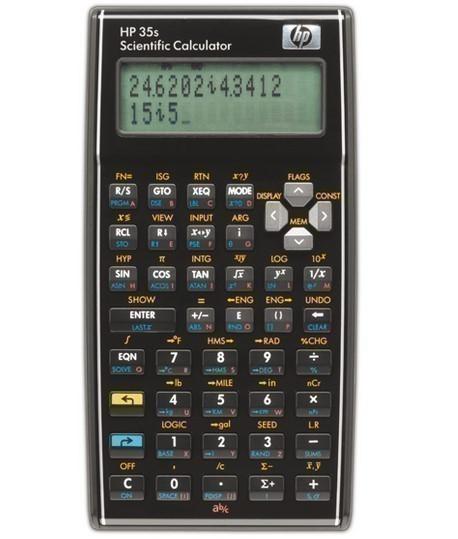 Calculatrice 35s, Vente de calculatrice, Hp, Calculatrice hp, Calculatrice scientifique-lepont.fr