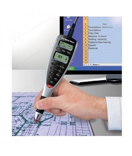 Interface PC curvimètre électronique premium Scale Master Pro