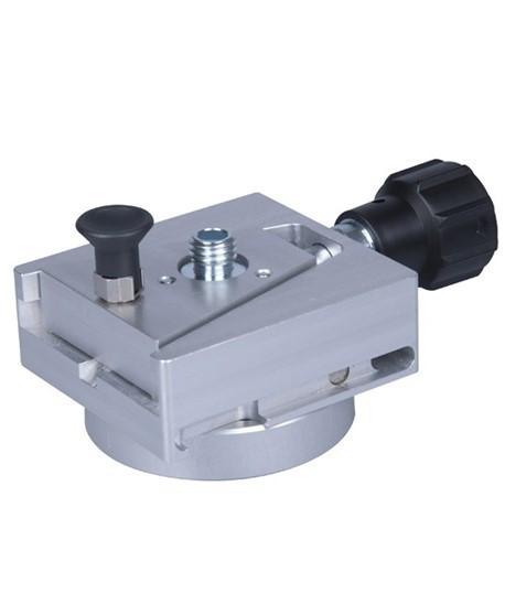 Adaptateur pour trépied spécial puits / Scanner 3D / Lepont.fr