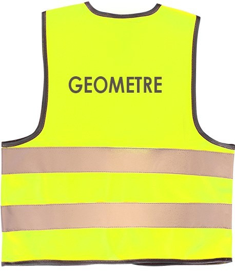 Gilet haute visibilité multi-poches GEOMETRE