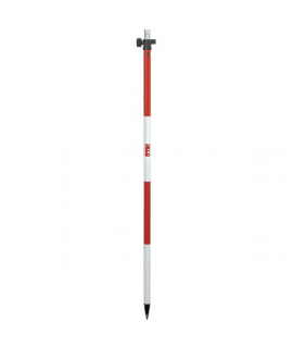 Canne porte prisme premium, GPS SECO 5527-10 - Lepont Equipements