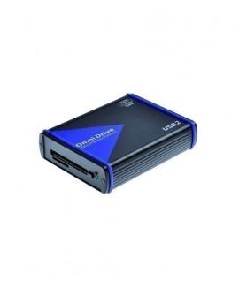 Lecteur USB MCR8 pour cartes SD,CF & SRAM, Leica, Topographie-lepont.fr