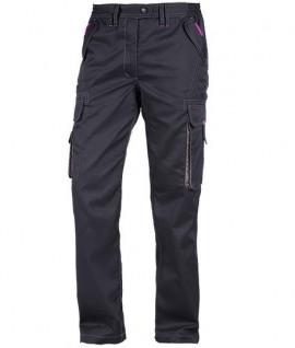 Pantalon de travail femme multi-poches