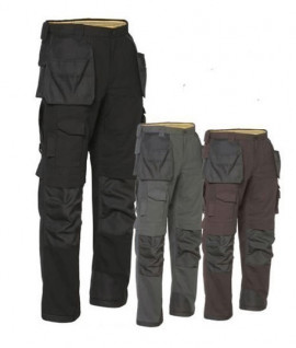 Pantalon de travail coupe slim Caterpillar Trademark