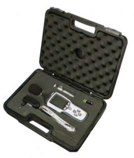 Luxmètre enregistreur avec sortie USB, Vente de luxmetre, Luxmètre, Topographie-lepont.fr