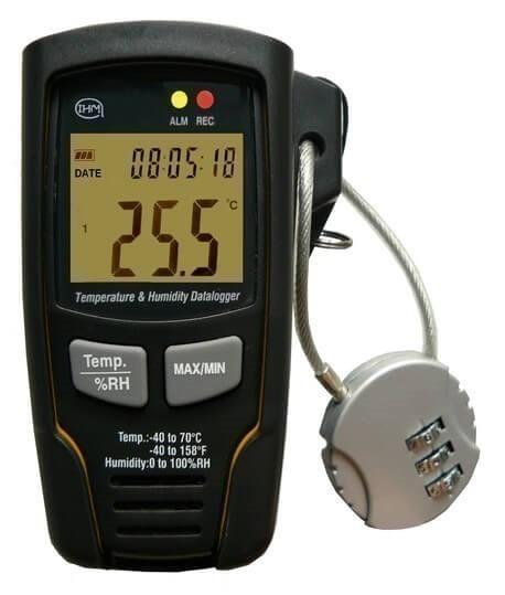 Thermometre enregistreur, Vente de thermometre enregistreur, Thermomètre-lepont.fr