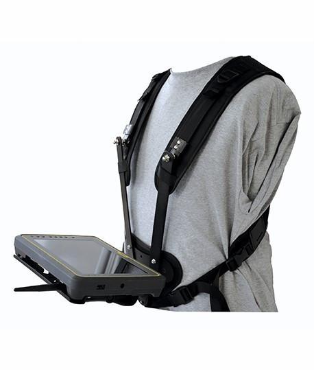Harnais pour tablette + support Getac T8000