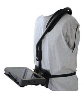 Crochet épaule pour tablette + support Panasonic FZ-G1/C
