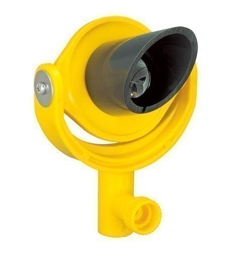 Visière de protection pour miniprisme, protège le miniprisme, www.lepont.fr