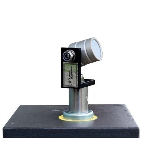 Mini prisme aimanté pour scanner 3D Goecke - Lepont Equipements