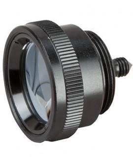 Mini prisme de diamètre 25.4mm sans support, Vente de prismes et mini prismes, Topographie-lepont.fr