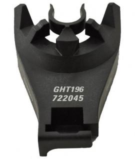 Support GHT196 pour ruban, ruban de mesure de hauteur, Topographie