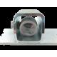 Prisme plat pour la surveillance au sol orientable 46-BMP25