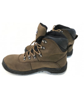 Chaussure montante waterproof nubuck bordequin Portwest F57