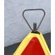 tripodes, Tripode de chantier pliant, tripode de chantier, Tripode chantier, Balisage, signalisation