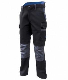 Pantalon de travail multipoches chauffant renforcé Kiplay- Lepont Equipements