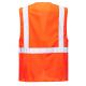 Gilet haute visibilité multi-poches Portwest S476