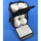 Sphère anti-choc pour scanner 3D 145 mm Laserscanning