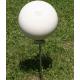 Piquet de terre magnétique pour sphère 3D Laserscanning