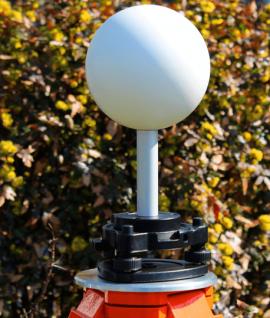 Adaptateur embase pour sphère scanner 3D