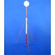 Kit jalon pour sphère 3D + trépied porte-jalon