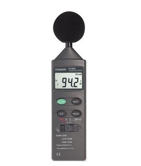 Mesureur environnement, Vente mesureur environnement, Thermometre, Hygrometre, Sonometre, Luxmetre