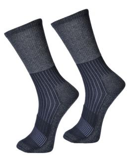 Chaussettes de travail confort pour l'été
