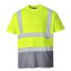 T-shirt haute visibilité GEOMETRE