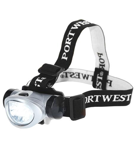 Lampe frontale etanche, Vente de lampe frontale, Accessoire terrain, Topographie-lepont.fr