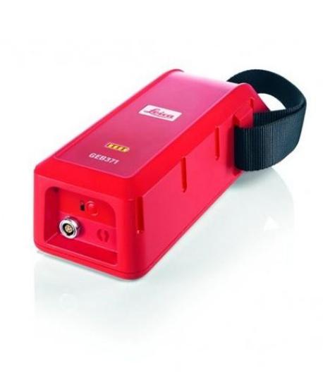 Batterie externe GEB371, Vente de batterie externe, Leica, Station totale, Topographie-lepont.fr