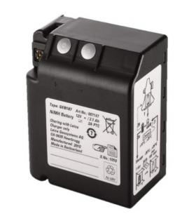Batterie geb 187, Vente de batterie, Materiel topographique, Topographie-lepont.fr