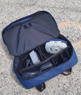 Housse de transport large pour récepteur GNSS Spectra