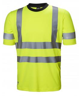 T-shirt haute visibilité, anti-uv, t-shirt respirant, Topographie-lepont.fr
