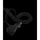 Gyrophare premium LED, câble pour allume cigare voiture