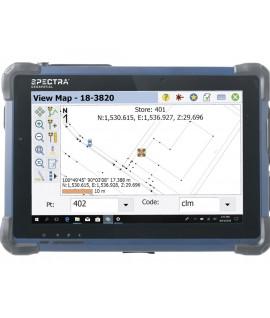 Tablette de terrain Spectra Geospatial ST10