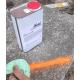 Solvant pour peinture indélébile, marquage réseaux enterrés