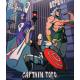 Edition limitée LEPONT : Poster super héros de la topographie