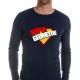 T-shirt super géomètre