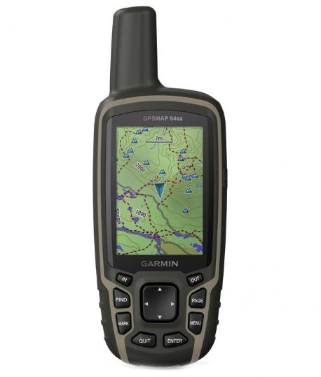 Gps portable GPS/Map 64sx, Vente de gps portable, Garmin, www.lepont.fr