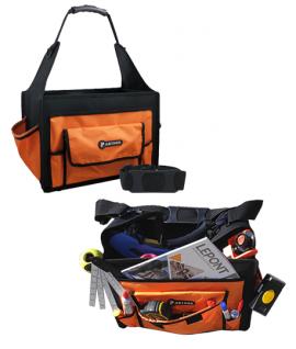 Sacoche à outils Basics bandoulière multi-poches